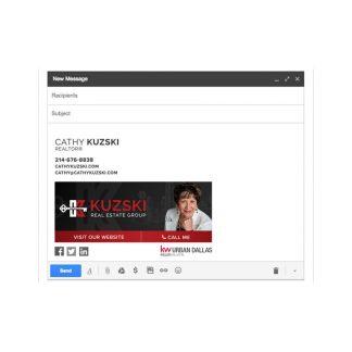 Custom Email Signature